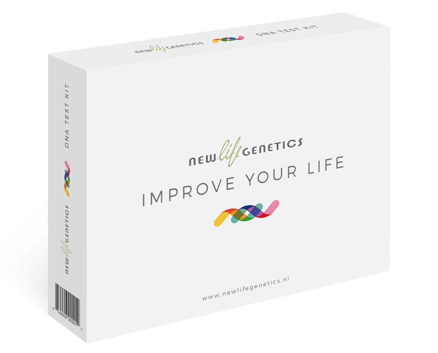 Bestel nu jouw DNA Kit Online en ontvang de test binnen een week in huis.